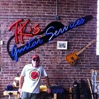 TK's Guitar Services