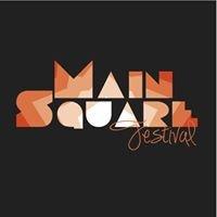 Les festivaliers du Main Square