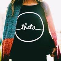 Kappa Alpha Theta - Alpha Gamma Chapter
