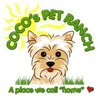 Coco's Pet Ranch - 501c3