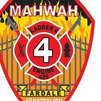 Mahwah Fire Company 4