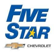 Five Star Chevrolet Cadillac Buick GMC