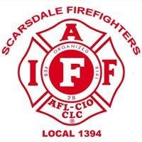 Scarsdale Uniformed Firefighters Association - IAFF Local 1394