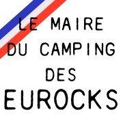 Le maire du camping des Eurocks