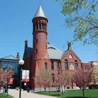The Slater Memorial Museum