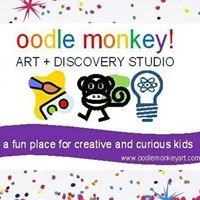 Oodle Monkey Art + Discovery Studio