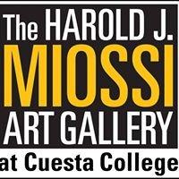 Harold J. Miossi Art Gallery