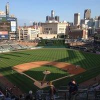 Detroit Tigers-  Comerica Park