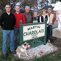 Martins' Charolais Farm