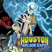 Houston Arcade & Pinball Expo