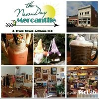 The New Day Mercantile & Front Street Artisans