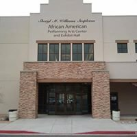 African American Performing Arts Center and Exhibit Hall
