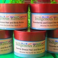 Indigenous Remedies Hair and Body Butter