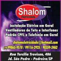 Shalom eletricidade