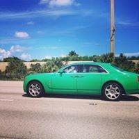 Green Phantom Car Wash