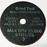 Grind Tool Abrasives