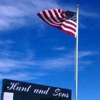 Hunt and Sons Memorials