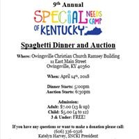 Special Needs Camp of KY, Inc.