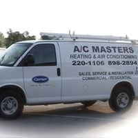 A/C Masters Heating & Air Conditioning Inc.