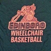 Edinboro University Wheelchair Basketball