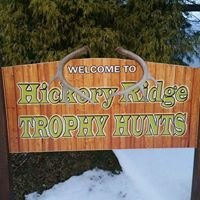 Hickory Ridge Trophy Hunts