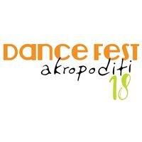 DANCE FEST akropoditi