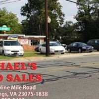 Michaels Used Auto Sales