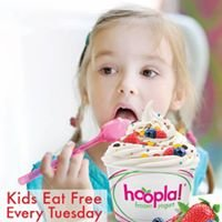 Hoopla Frozen Yogurt of New Hartford