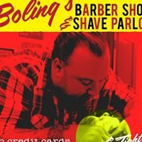 Boling's Barber Shop and Shave Parlor