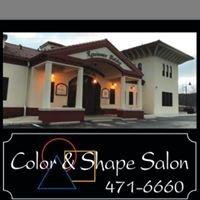 Color & Shape salon