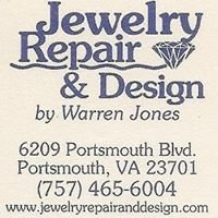 Jewelry Repair & Design Portsmouth, Virginia