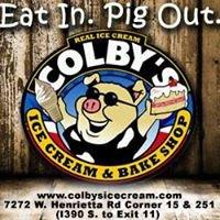 Colby's Ice Cream, Bake Shop & BBQ