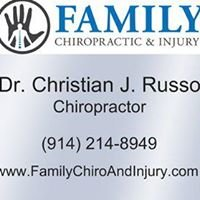 Family Chiropractic and Injury