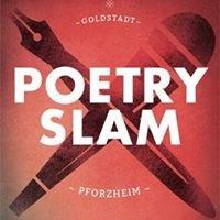 Poetry Slam Pforzheim. Der Goldstadtslam