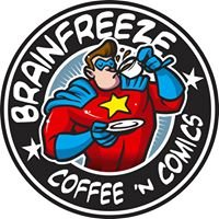 Brainfreeze Coffee & Comics