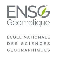 ENSG, l'école de la géomatique