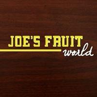 Joe's Fruit World