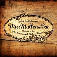 Miss Mullens Bar at The Commercial Morpeth