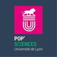 Pop'Sciences - Université de Lyon