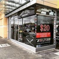 Next Level Barbershop - Perth
