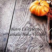 La Table de Nathalie - Porto Vecchio