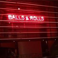 Rock and Balls Πλατεια Αγιας Ειρηνης