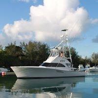 OVERPROOF Charter Fishing - Bermuda