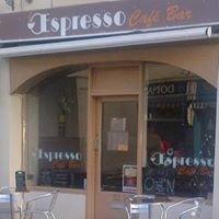 Espresso cafe bar