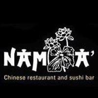 "NAMA ""Chinese Restaurant And Sushi Bar"""
