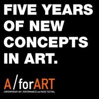 A/ for ART contemporary art, performance & music