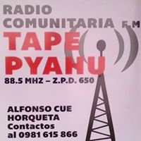Radio Comunitaria Tape Pyahu FM 88.5