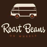 Roast Beans, foodtruck & mobiele espressobar