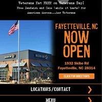 Mission BBQ Fayetteville