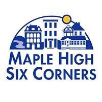Maple High Six Corners